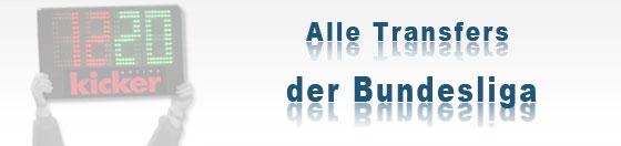 Wechselbörse Bundesliga
