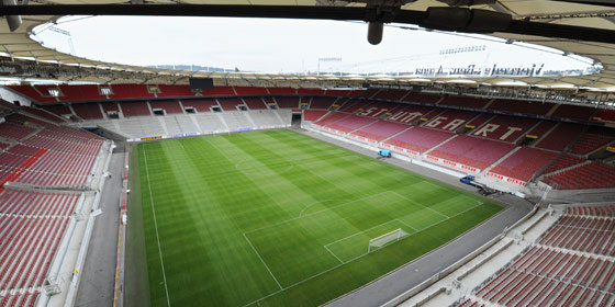 vfb stuttgart we have a grandios stadion gebaut hintergrund bundesliga video. Black Bedroom Furniture Sets. Home Design Ideas