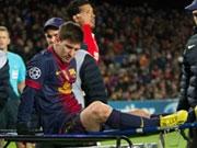 kicker.tv Hintergrund: Entwarnung bei Messi