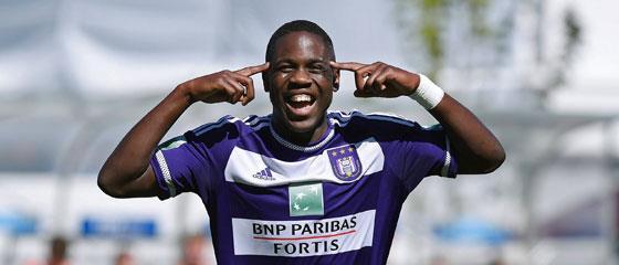 Leihe zum BVB? Mangala verl�ngert in Anderlecht