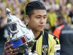 Ist Zhang ein Kandidat bei Werder?