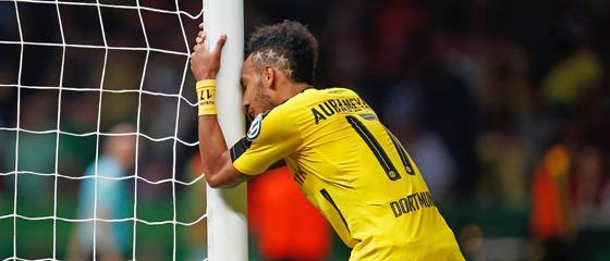 Auba zu ManCity? Dortmund