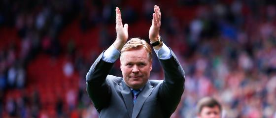 Fix: Koeman trainiert Everton