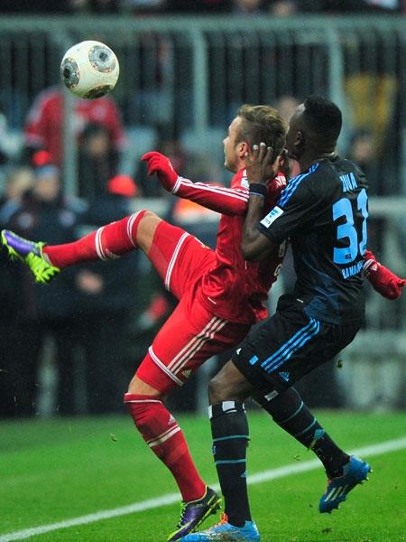 Bayern M�nchen - Hamburger SV 3:1