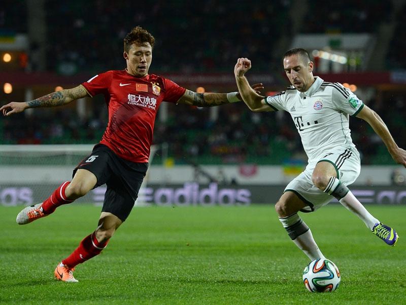 Клубный ЧМ-2013. Гуанчжоу Эвергранд - Бавария 0:3. А могло быть иначе? - изображение 2
