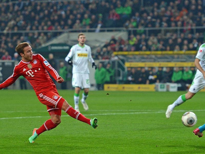 Бундеслига. Боруссия М - Бавария 0:2. Без шансов - изображение 4