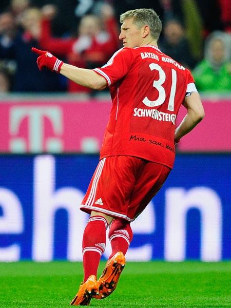 Bayern München - Bayer 04 Leverkusen 2:1