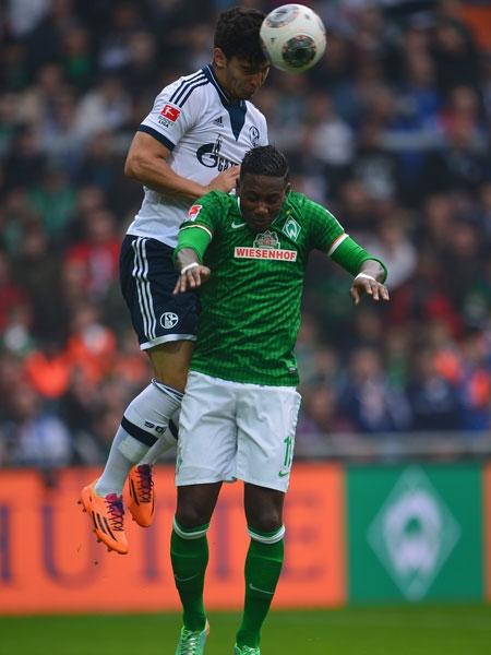 Werder Bremen - FC Schalke 04 1:1