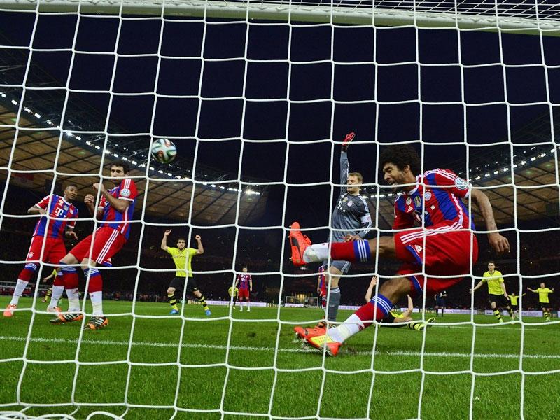 Кубок Германии. Финал. Боруссия (Д) – Бавария 0:2. Кубок едет в Мюнхен - изображение 5