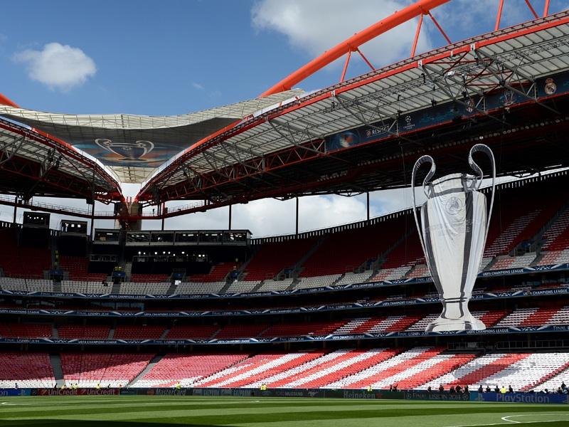 Estadio da Luz (Stadion des Lichts)