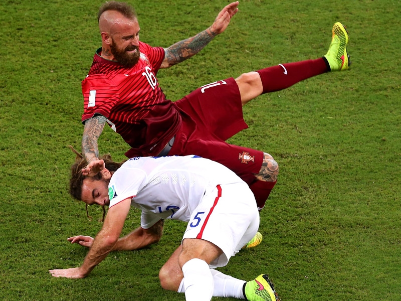 США - Португалия 2:2. Варела спасает Португалию - изображение 4