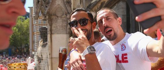 Nach Gespr�ch: Verl�sst Benatia die Bayern?
