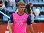 HSV verlängert mit Nachwuchsstürmer Arp