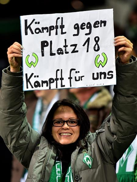 Werder Bremen - 1. FC K�ln 0:1