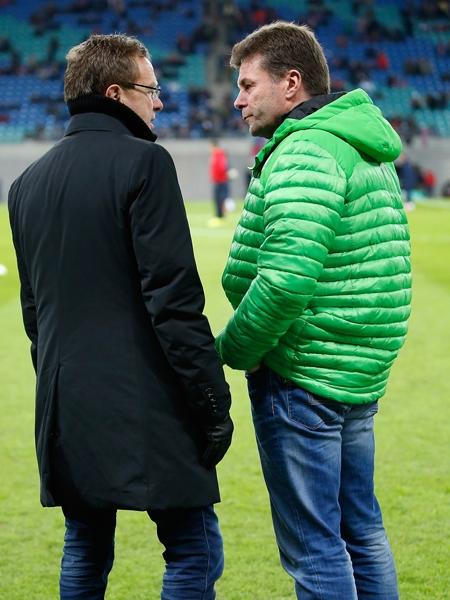 RB Leipzig - VfL Wolfsburg 0:2