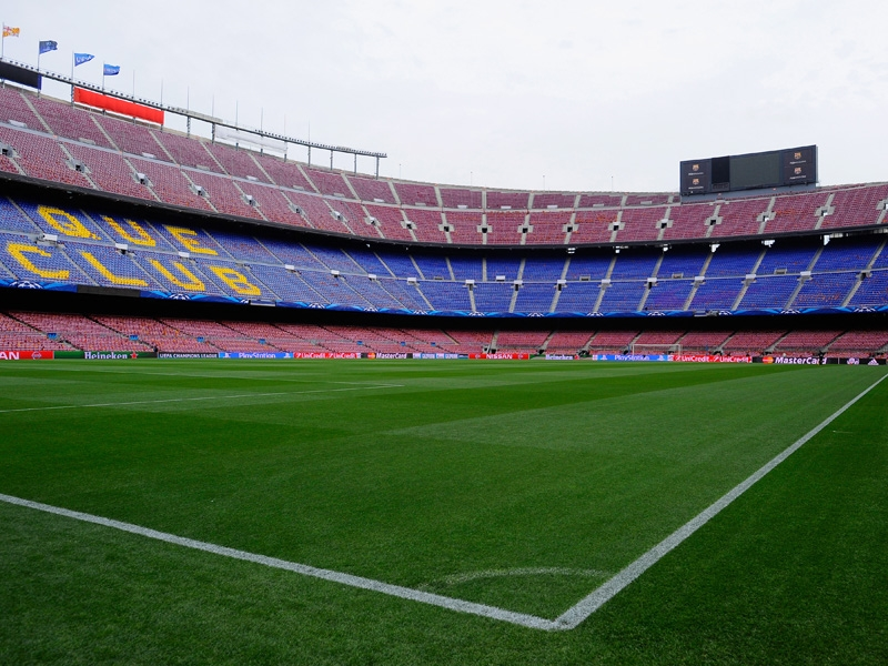 Das Camp Nou