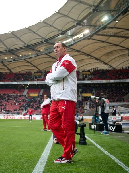 VfB Stuttgart - Eintracht Frankfurt 3:1