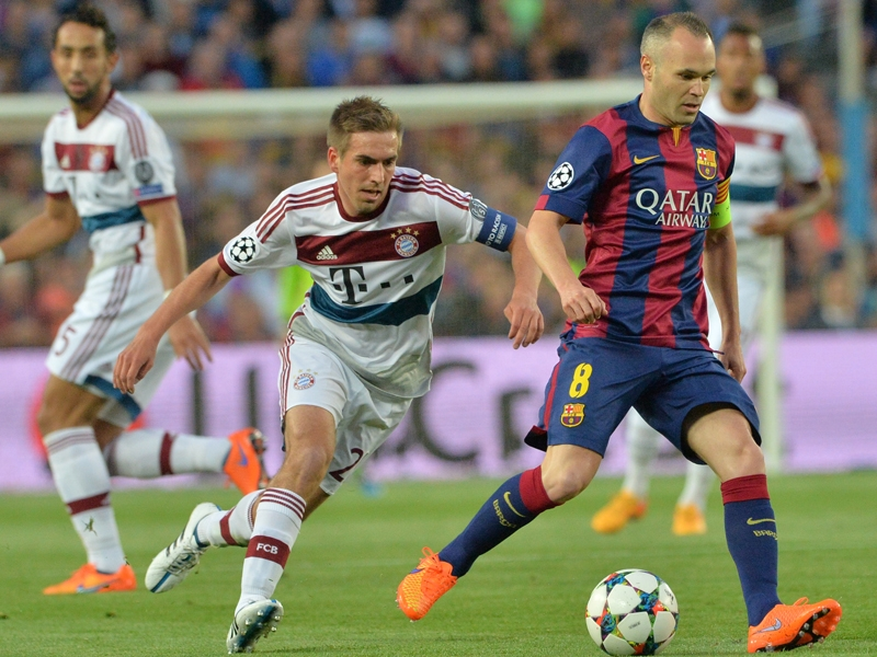 Лига Чемпионов. Барселона - Бавария 3:0. Месси отправляет Баварию в нокдаун - изображение 3