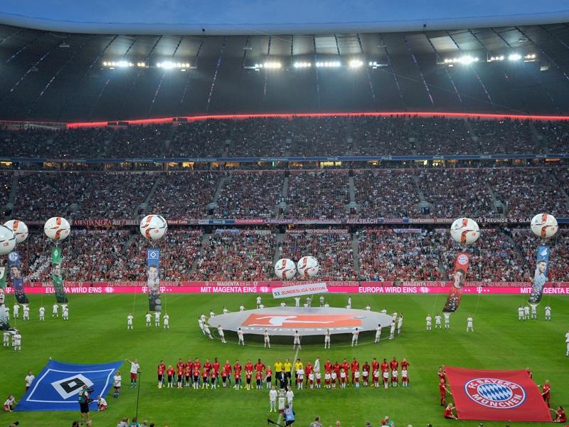 Бундеслига. 1-й тур. Бавария разгромила Гамбург в матче-открытии сезона - изображение 3