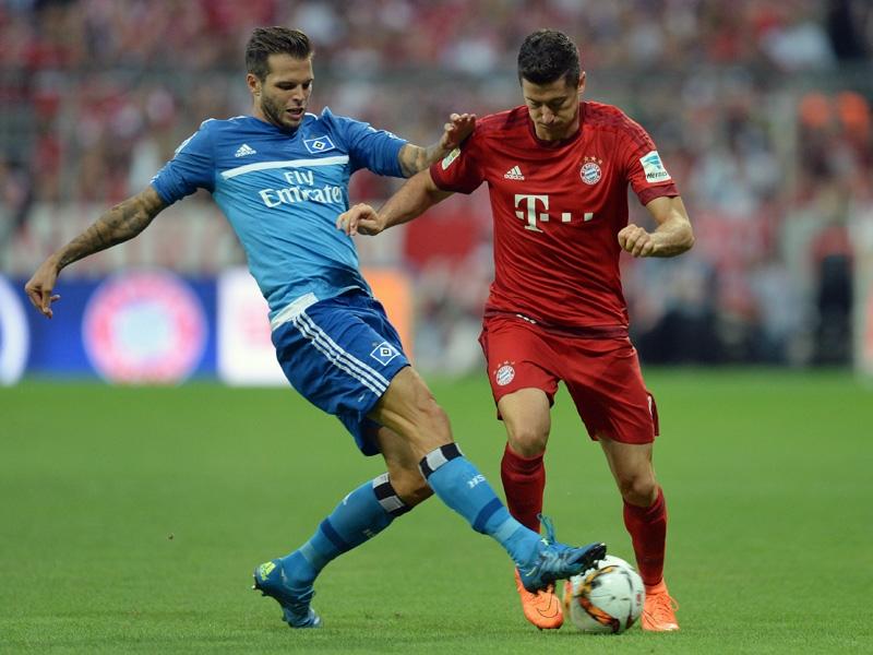 Бундеслига. 1-й тур. Бавария разгромила Гамбург в матче-открытии сезона - изображение 5