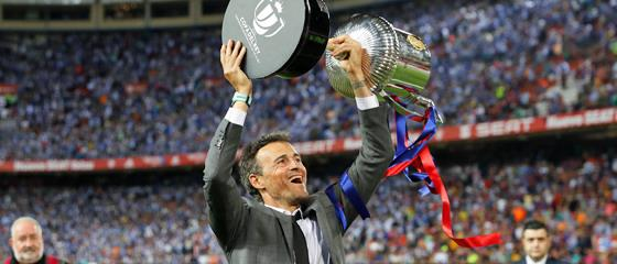Wird Luis Enrique spanischer Nationaltrainer?