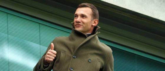 Shevchenko wird Co-Trainer der Ukraine