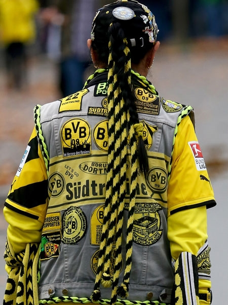 Borussia Dortmund - FC Schalke 04 3:2