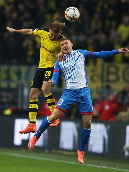 Borussia Dortmund - TSG Hoffenheim 3:1