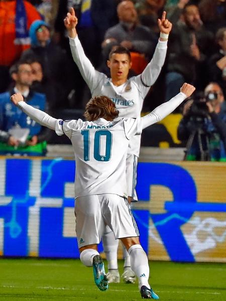 APOEL Nikosia - Real Madrid 0:6