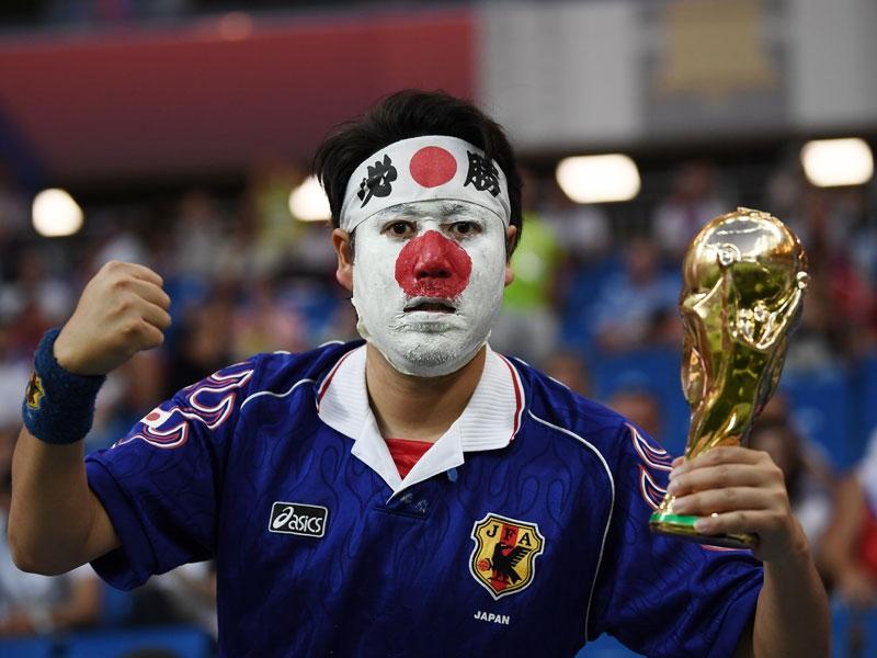 Japan träumt vom Titel